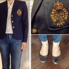 Preppy to the nth degree