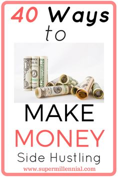 Make money outside o