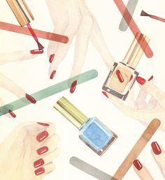 Fashion Accessories - marcel george illustration
