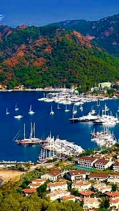 Göcek TURKEY Turkey Destinations, Amazing Destinations, Holiday Destinations, Turkey Vacation, Turkey Travel, Places Around The World, Around The Worlds, Cruise Italy, Places To Travel