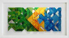 Linha Lami - Bandeira Formato 100x50cm By Sergio Fernandes