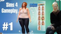 """itsAnyTime and C-Boy in Sims 4  #1 creating ME 200% Speed [DE] [ENG] I am showing C-Boy how to play Sims 4. Sorry for the sound it's a little bit weird because i tried to increase the speed without changing the sound :D - Mehr Infos unter """"Mehr Anzeigen"""".. Alle meine Sims Videos: http://bit.ly/AnysSims Fragen gerne in die Kommentare :) Für mehr meiner Videos (Minecraft Heros of the Storm Hearthstone Diablo Terraria Unepic Sims..) besuche und abonniere meinen YouTube Channel…"""