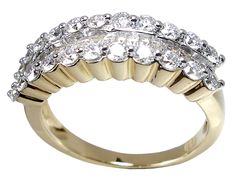 diamond and gold ring by Petersens Jewellers Christchurch
