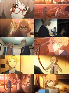 Kyokai no Kanata- Beyond the Boundary