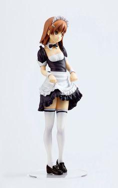 Mikoto Misaka 1/6 Maid Ver. - Anime Figure Sales
