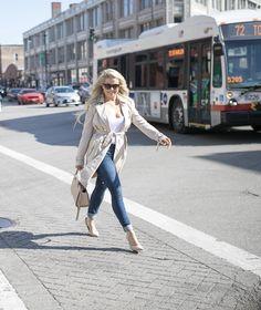 Street Style | Casual Chic | Stephanie Morgan Chicago | The Urban Petite Fashion Blog