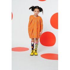 BOdeBO Dress Tipi - Lilla Mode