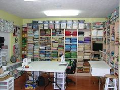 Sewing Room Design Ideas Pictures Remodel and Decor page 27
