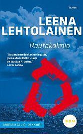 lataa / download RAUTAKOLMIO epub mobi fb2 pdf – E-kirjasto