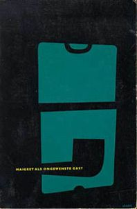 I could pin almost everything made by Dick Bruna, but I really love the Zwarte Beertjes covers. This is one of them.