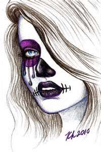 Day Of The Dead Girl By Knezak On DeviantART
