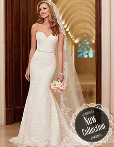 1000 images about stella york collection on pinterest for Stella york convertible wedding dress