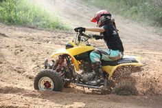 This looks just like my four wheeler-just older. I can't wait to ride this summer.