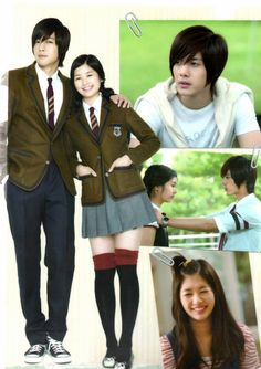 Playful Kiss. This is the first drama I looked at. The Taiwan and Japan versions were good also.