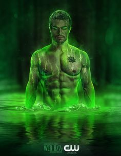 Arrow - Lazarus Pit: Oliver Queen