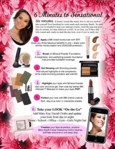 As a Mary Kay beauty consultant I can help you, please let me know what you would like or need. www.marykay.com/alisonsanchez