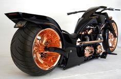 nitemare custom motorcycle