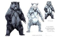 Bear by Terryl Whitlatch