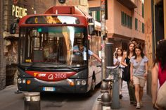 """Bus - """"Bologna la Rossa — Scenes from a Red City"""" by @Kate McCulley"""