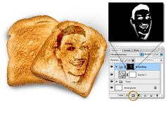 Photoshop-Tutorial: Toast-Branding - Designtrax