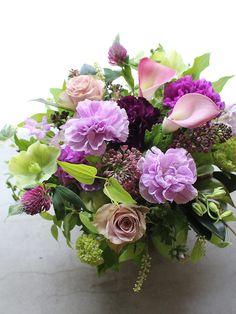 母の日に贈るフラワーギフト | K's flower novo
