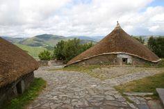 O Cebreiro (Lugo). Camino de Santiago #Galicia