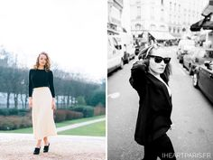Fashion blogger in Paris #iheartparisfr #photographerinparis #photoshootinparis #parisphotographer #streetstyle