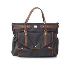 Sac à langer Lady BB MSB http://www.range-ta-chambre.com/sac-trousse-et-accessoire-bebe-et-enfant/1697-sac-a-langer-cuir-marron-lady-chic-magic-stroller-bag.html