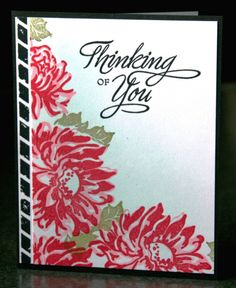 Donna's Designs - Pink Peony Single Layer