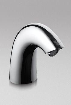Single Hole Electronic Standard Bath Faucet