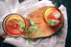Zostávajte svieži aj v práci. Tu sú tipy na ľadové čaje | HNstyle.sk