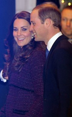 Pregnant Kate Middleton Glows as She Arrives in New York City With Prince William—See the Pics!  Catherine, Duchess of Cambridge, Kate Middleton, Prince William