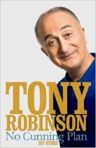 This is an interesting read...http://blackadderquotes.com/no-cunning-plan-tony-robinson-autobiography