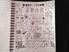 Journal Doodles