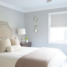 Guest Room-we wanted to keep this room soft and simple for overnight guests. You…