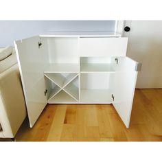 Helix 70 Acacia Bookcase Storage