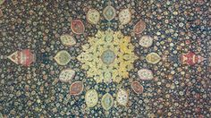 The Eighth Wonder of the World - the Sheykh Safy carpet - Art - Visions Of Azerbaijan