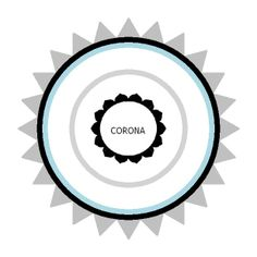 CORONA – connect to Source within; fill with light energy; attach to life energy  In a Deep Contemplation EC.