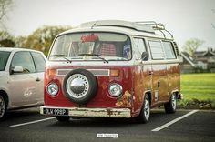 late bay poptop campervan
