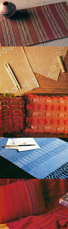 The Best of Handwoven: Technique Series—Rigid Heddle Pattern eBook has 7 projects and tons of articles from Betty Linn Davenport!