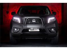 Nissan Navara TUNGSTEN CARBIDE EDITION NP300 2017