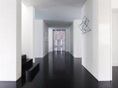 Dark floor