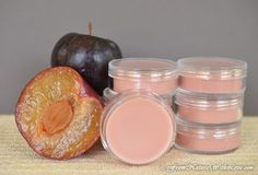 Coconut Plum Lip Balm » The Natural Beauty Workshop