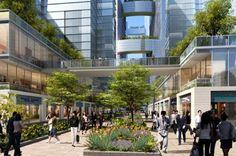 """Great City"": A primeira cidade para pedestres do mundo estaria na China"