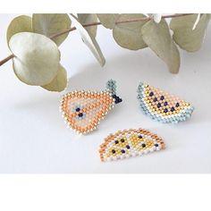 Seed Bead Patterns, Beaded Bracelet Patterns, Beading Patterns, Seed Bead Projects, Beaded Jewelry Designs, Beaded Crafts, Perler Bead Art, Bijoux Diy, Loom Beading