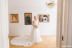 Sanna and Ville's Royal-Inspired Tampere Wedding Decadent Cakes, Bridal, Inspired, Elegant, Wedding Dresses, Inspiration, Fashion, City, Classy