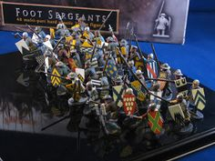 Fireforge Games Foot Sergeants