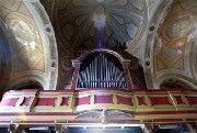 L'organo finto di Baggio, via Forze Armate
