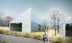 The project by CHYBIK+KRISTOF Associated Architects for the Faculty of Fine Arts, Brno University of Technology is based on the idea of maximal respect to the character of the park's locality in the city center for which it is designed. It is a complex of