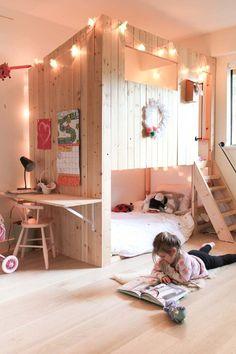 IKEA Hack | Kid's Bedroom Bunk Fort